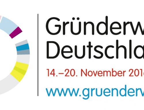 Gründerwoche Deutschland 2016: Stark am Markt ist als Veranstaltungspartner mit dabei.